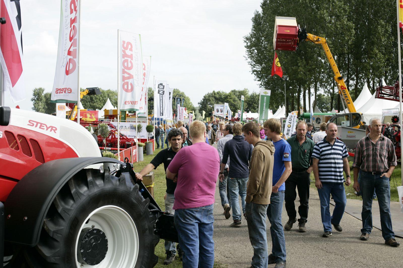 Didata aanwezig op AgroTechniek Holland